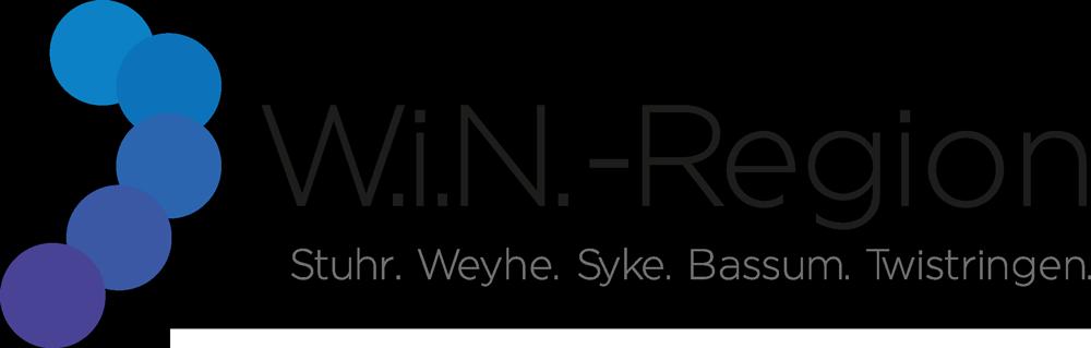 Logo: W.i.N.-Region