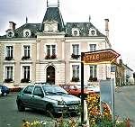Rathaus in Frankreich