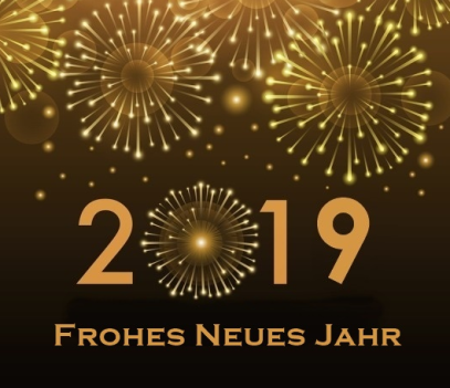 Frohes Neues 2019!